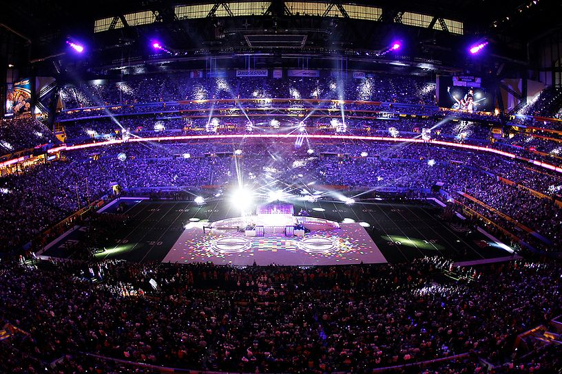 Top 3 Super Bowl Half Time Shows