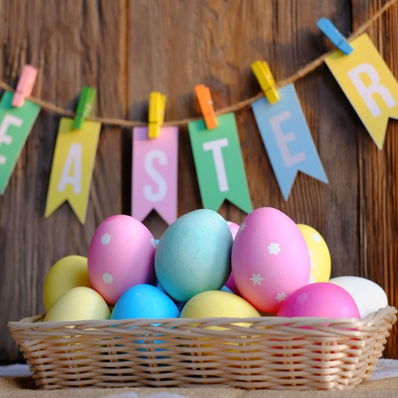 Five Fun Easter Activities for Your Kids