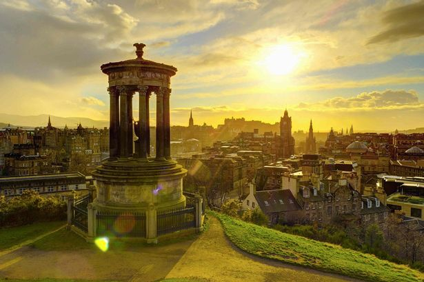 Top places to host a party in Edinburgh