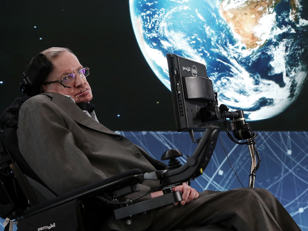 Stephen Hawking lived 50 years more than expected