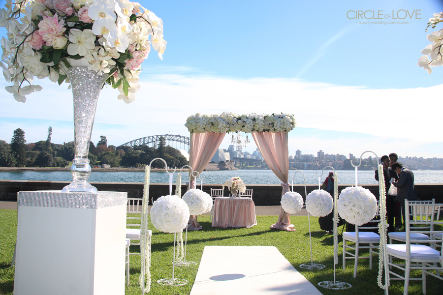 3 Of The Top Spots For Weddings In Sydney