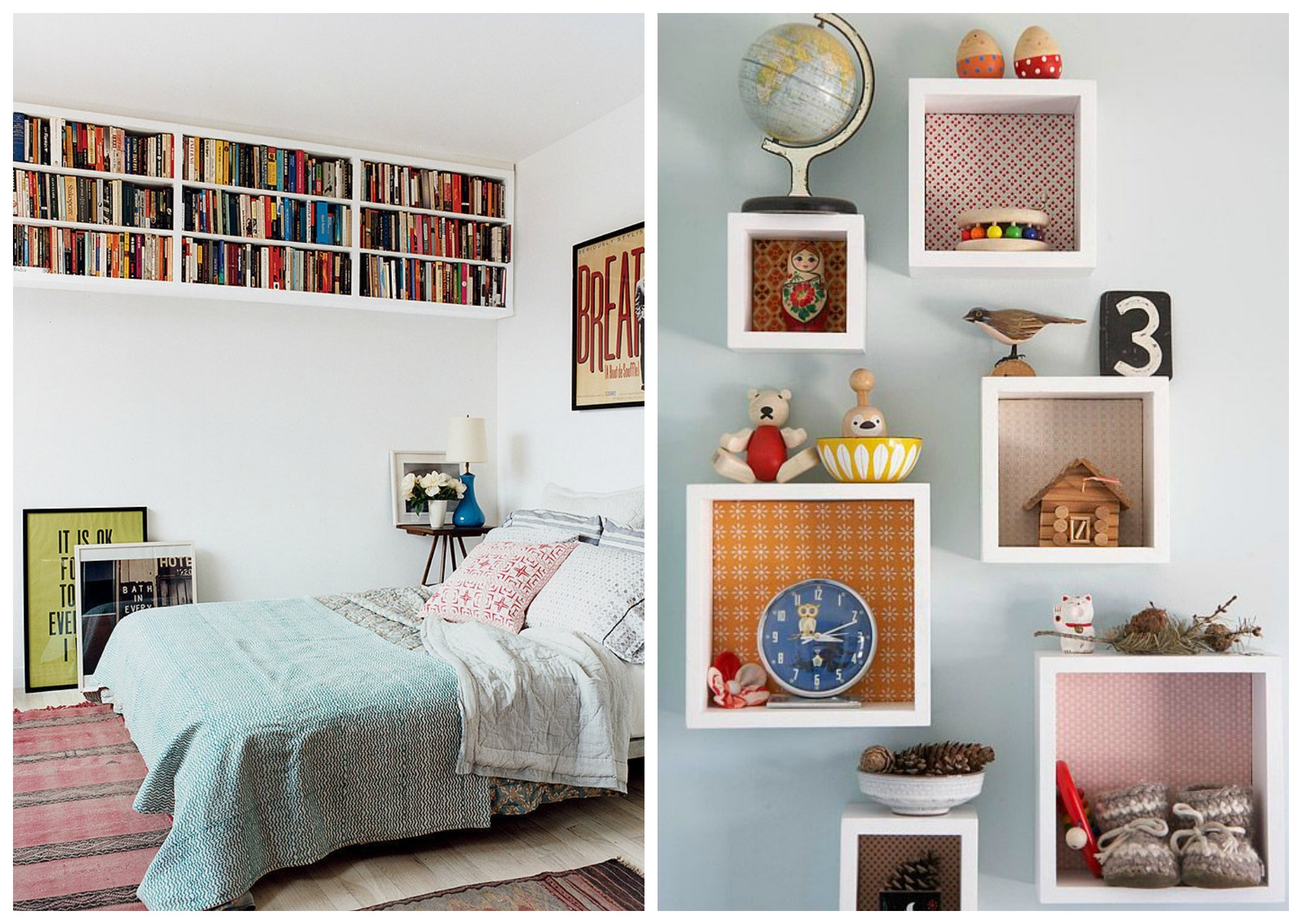 Bedroom hacks to make the most out of your small space - How to make the most of a small bedroom ...